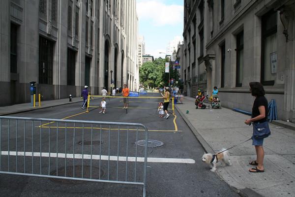 Summer Streets 2008