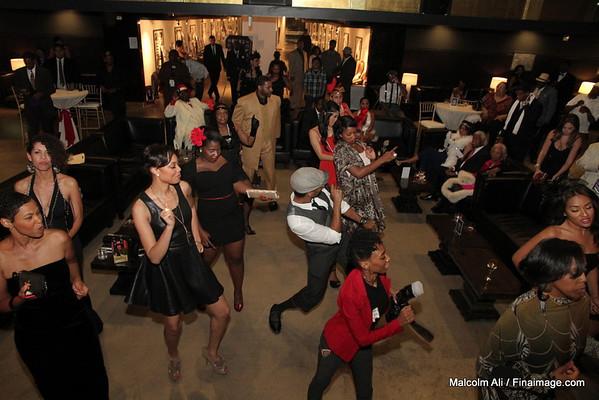 Hill Harper's Manifest Your Destiny Red Carpet Arrivals-Pure Perception & kgPR 3-3-2013