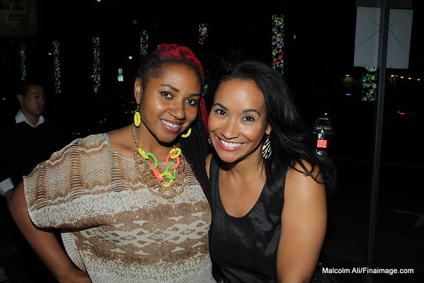HHBFF Opening Night Film Note to Self - Red Carpet Arrivals 10-25-2012