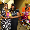 Mikki Taylor signs copies of her popular new book COMMANDER IN CHIC: EVERY WOMAN'S GUIDE TO MANAGING HER STYLE LIKE A FIRST LADY 4-17-2012 : 1 gallery with 49 photos