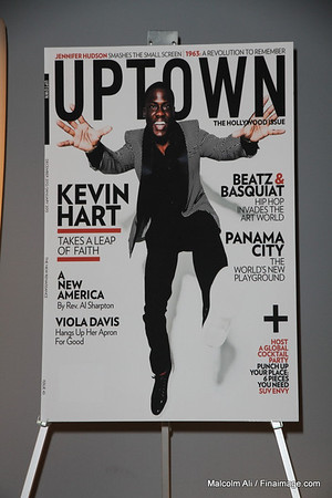 UPTOWN MAGAZINE'S PRE-OSCAR GALA - Red Carpet Arrivals and Party 2-21-2013
