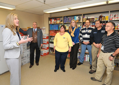 Bucky's Food Pantry Grand Opening