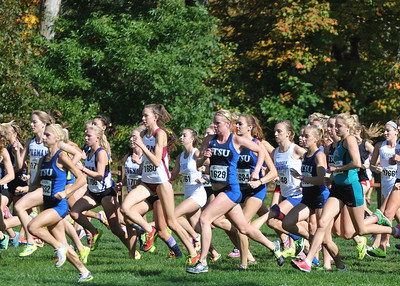 Blue Ridge Open Cross Country