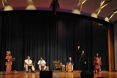 Black Faculty & Staff Concert