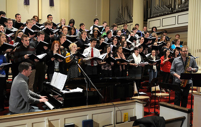 Chorale Rehearsal & Concert With Guest Artists