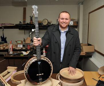 Kevin Zellinger Banjo Project