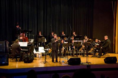 Bone Voyagé - Fall Jazz Concert