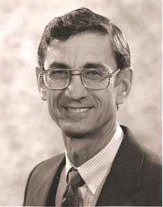 1988 Millard Fuller portrait. lf