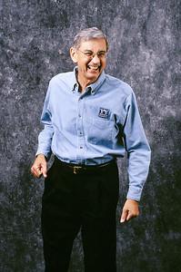 2002 - Millard Fuller studio portrait.