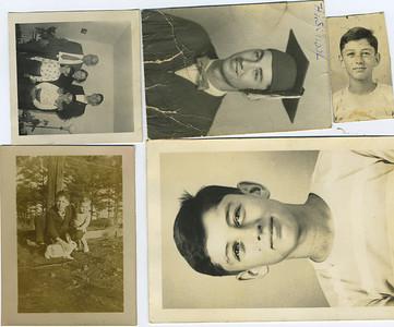 Pics in family album.