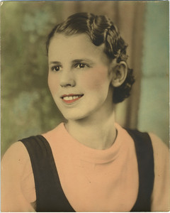 Estin Cook Fuller - Millard's mother. (approx. 1936)