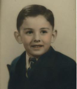 Millard Dean Fuller, age 5