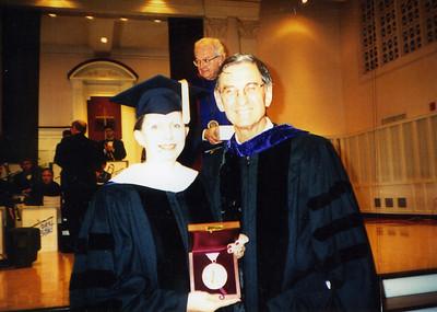 Founders Day - Elmhurst College. Feb. 12, 2002 Honoring Millard & Linda Fuller. Dr. Bryant L. Cureton, President.