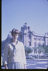 1966 Linda in Johannesburg, South Africa. lcf