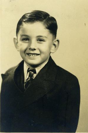 1940 Millard at age 5.