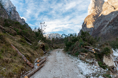 The Day After - Valle di San Lucano