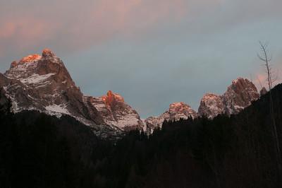 Gruppo S. Sebastiano-Tamer