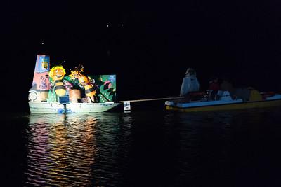 Concorso Barche Illuminate 2018