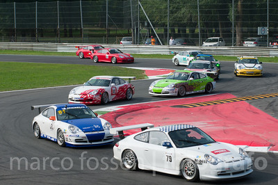 Porsche Club Nuerburgring 2011 Porsche Club Historic Challenge-996 Cup - Gara 1