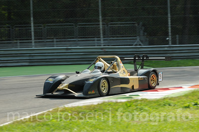 AVD Race Weekend - Monza 2012 SCC - Sport Car Challenge