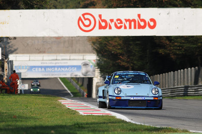 AVD Race Weekend - Monza 2012 Porsche Club Historic Challenge-996 Cup - Rennen 1