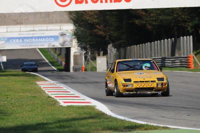 AVD Race Weekend - Monza 2012 Porsche Club Historic Challenge-996 Cup - Rennen 1