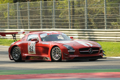 AVD Race Weekend - Monza 2012 DMV-TCC - Rennen 2