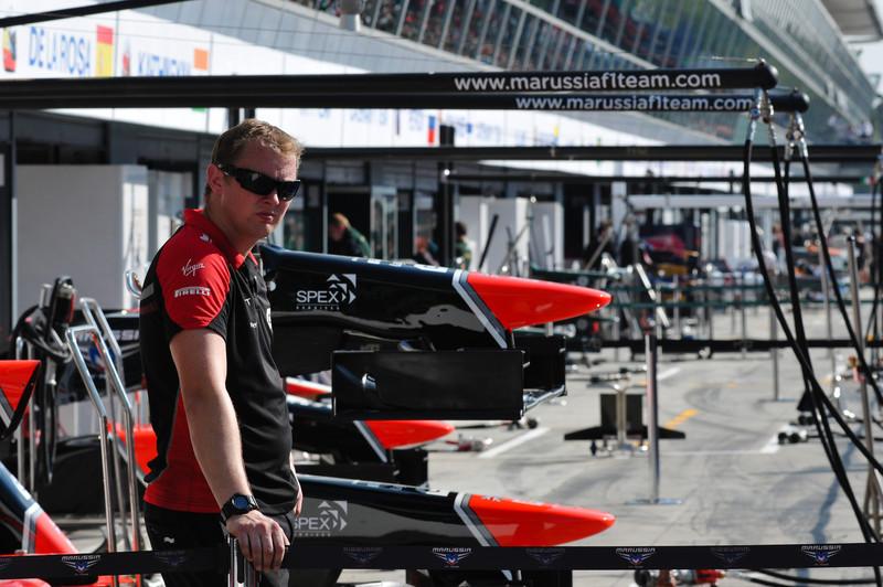 Formula 1 - Gran Premio Santander 2012 3 Day Ticket Holders Pit Lane Walk