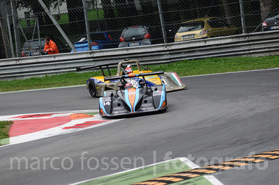 International GT Open 2012 - Monza Campionato Italiano Prototipi - Race
