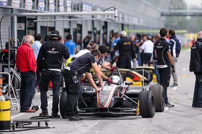 International GT Open 2012 - Monza European F3 Open - Qualifying 2