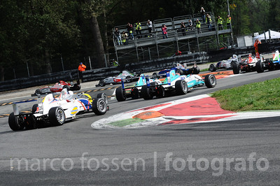 International GT Open 2012 - Monza F. Abart Europian Series - C.I.F.A. - Race 3