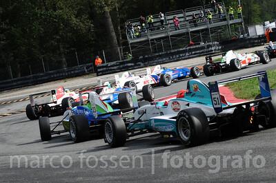 International GT Open 2012 - Monza F. Abart Europian Series - C.I.F.A. - Race 3