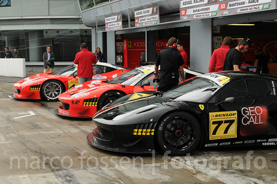 International GT Open 2012 - Monza International GT Open - Gara 1