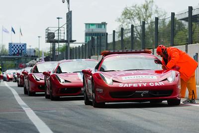 Ferrari - Emozioni in Pista