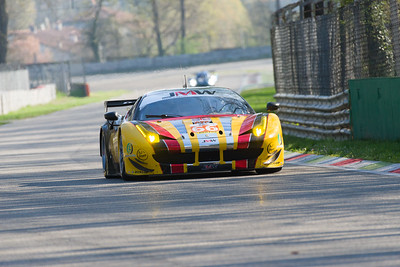 ELMS - Official Tests 2017 - Monza
