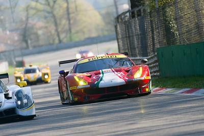 ELMS - Official Tests 2017 - Monza