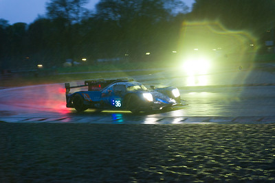 The WEC Prologue