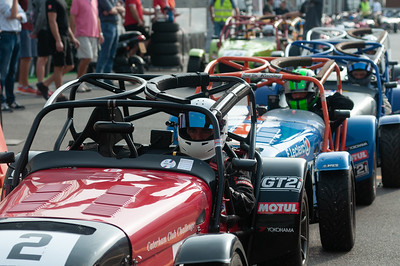 International GT Open 2018