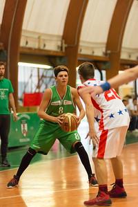 Pallacanestro Rescaldina vs. Basket Cuggiono Sportnelcuore