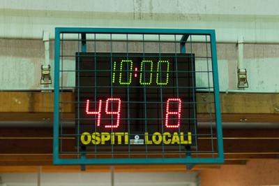 Semifinale 1 - Pall. Rescaldina vs. CB Locate