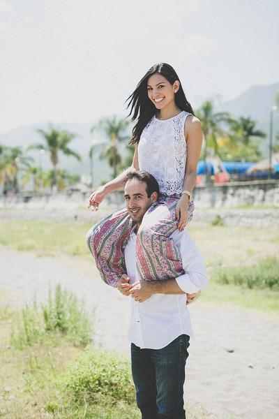 Anahi + Pablo