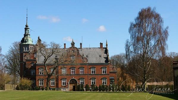 Castle Architecture - Slotte & Herregårde Arkitektur