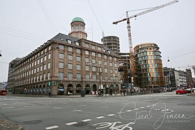 Old Architecture - Ældre arkitektur