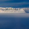 Eureka Sound on Ellesmere Island in the Canadian Arctic seen on today's flight. We teamed up with Canadian scientists on the ground supported through an agreement between the Canadian Space Agency and NASA. The scientists on the ground did ground-based snow depth measurements along twelve 70-km-long profiles while we were flying overhead and collecting snow depth measurements from the air. A great collaborative effort.
