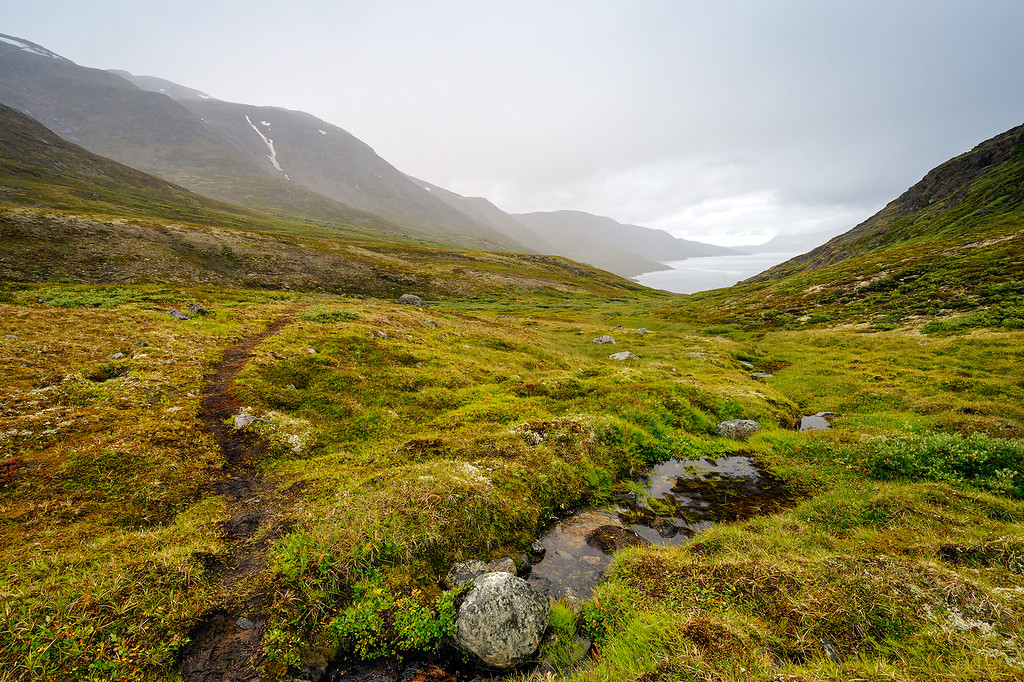 Arctic Circle Trail Landscape