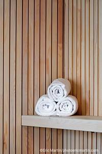 SUEDE. LE SPA DE L HOTEL ARCTIC BATH EN LAPONIE SUEDOISE.