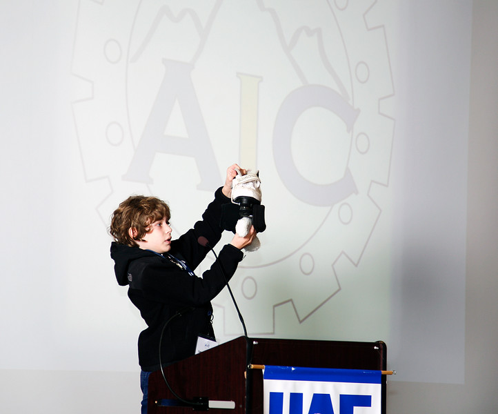 Arctic Innovation Competition, Jr.
