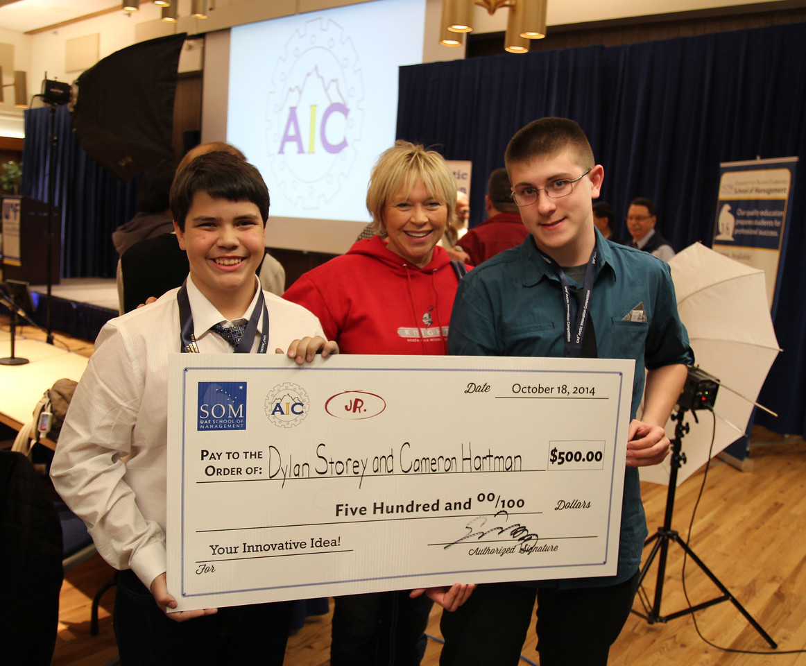 AIC-Junior Winners