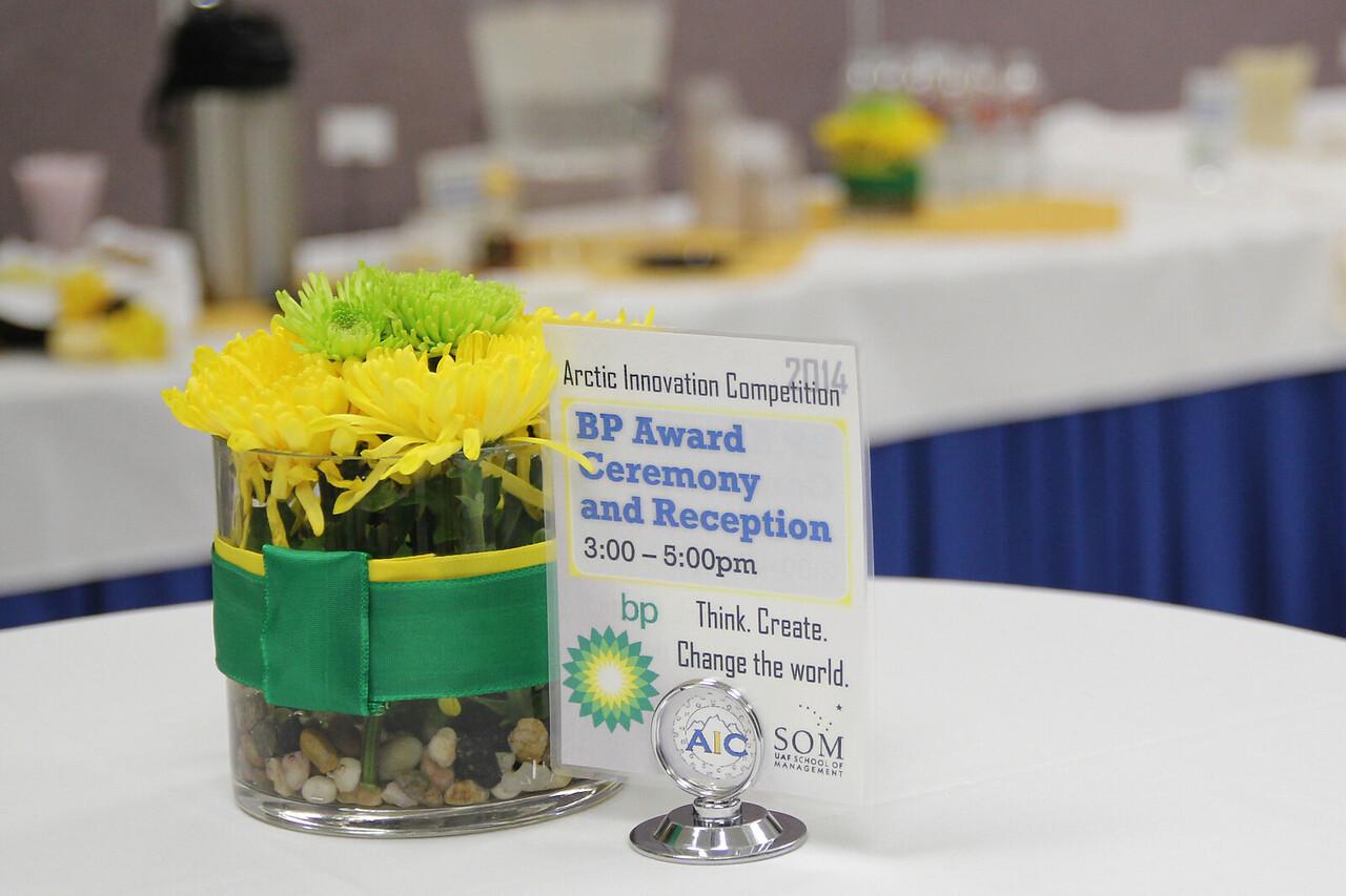 AIC-BP Award Ceremony