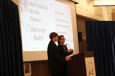 Juniors Presenting